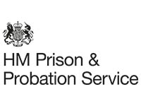 HM Prison and Probation Service logo